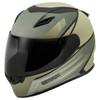 GMax FF-49 Deflect Helmet - Khaki
