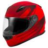 GMax FF-49 Deflect Helmet - Red/Black