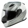 GMax FF-49 Deflect Helmet - White/Grey