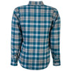 Highway 21 Marksman Flannel Shirt - Back View