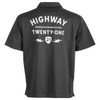 Highway 21 Halliwell Work Shirt - Back View
