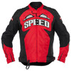 Speed and Strength Insurgent Jacket-Black/Red