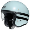 Shoei J·O Sequel Helmet - White/Black