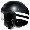 Shoei J·O Sequel Helmet - Black/White