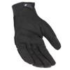 Joe Rocket Velocity 3.0 Mens Textile Motorcycle Gloves - Black Palm View