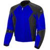 Joe Rocket Phoenix 6.0 Mens Mesh Motorcycle Jacket - Black/Blue