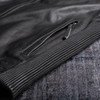 Cortech Idol Mens Motorcycle Leather Jacket - Detail View
