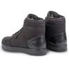 Cortech Freshman Mens Motorcycle Shoes - Black Back View
