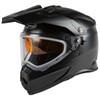 GMax AT-21S Adventure Snow Helmet - Matte Black