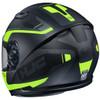 HJC CS-R3 Dosta Helmet-Black/Hi-Viz