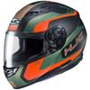 HJC CS-R3 Dosta Helmet-Black/Orange