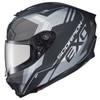 Scorpion EXO-R420 Seismic Helmet - Grey