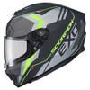 Scorpion EXO-R420 Seismic Helmet - Hi-Viz