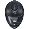 Scorpion EXO-ST1400 Carbon Helmet - Matte Black Top View