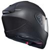 Scorpion EXO-ST1400 Carbon Helmet - Matte Black Rear View