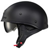 Scorpion Covert X Helmet - Matte Black Without Mask
