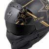 Scorpion Covert Rockstar Half Helmet - Detail View