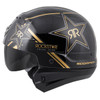 Scorpion Covert Rockstar Half Helmet - Side View Without Mask