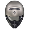 Scorpion Covert Titanium Evo Helmet - Top View