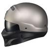 Scorpion Covert Titanium Evo Helmet - Side View