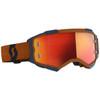 Scott Fury Goggle - Orange