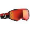 Scott Fury Goggle - Red/Black