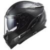 LS2 Challenger Carbon Helmet - Side View