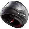 LS2 Rapid Helmet - Bottom View