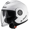 LS2 Verso Helmet - White