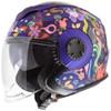 LS2 Verso Flora Brazil Helmet