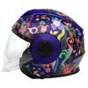 LS2 Verso Flora Brazil Helmet - Side View