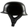 Highway 21 9MM German Beanie Helmet - Black