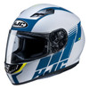 HJC CS-R3 Mylo Helmet - White/Blue