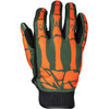 Cortech Hell-Diver Gloves-Orange