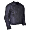 Advanced Vance VL1627 3-Season Mesh/Textile CE Armor Motorcycle Jacket - Side View