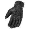 Joe Rocket Grand National Leather Gloves - Palm View