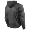 Speed and Strength Mens Straight Savage 2.0 Jacket - Black Back View