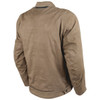 Speed and Strength Mens Rust And Redemption 2.0 Textile Jacket - Sand Back View