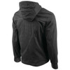 Speed and Strength Mens Go for Broke 2.0 Hoody - Black Back View