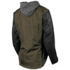 Speed and Strength Women's Double Take Jacket - Olive Back View