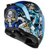 Icon Airflite 4 Horsemen Helmet - Rear View