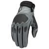 Icon Hooligan Battlescar Gloves - Grey