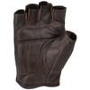 Highway 21 Half Jab Gloves - Palm View