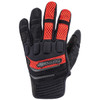 Tour Master Womens Airflow Mesh Gloves - Red