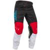 Fly 2021 Kinetic Mesh Pants-Black/Red