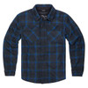 Icon Upstate Riding Flannel Shirt - Blue