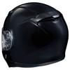 C CL-17 Helmet - Black Rear View