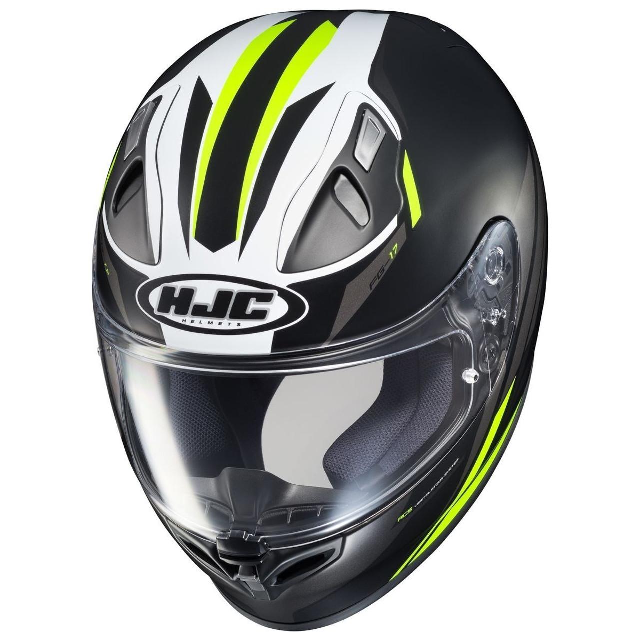 Hjc Fg 17 >> Hjc Fg 17 Valve Helmet Team Motorcycle