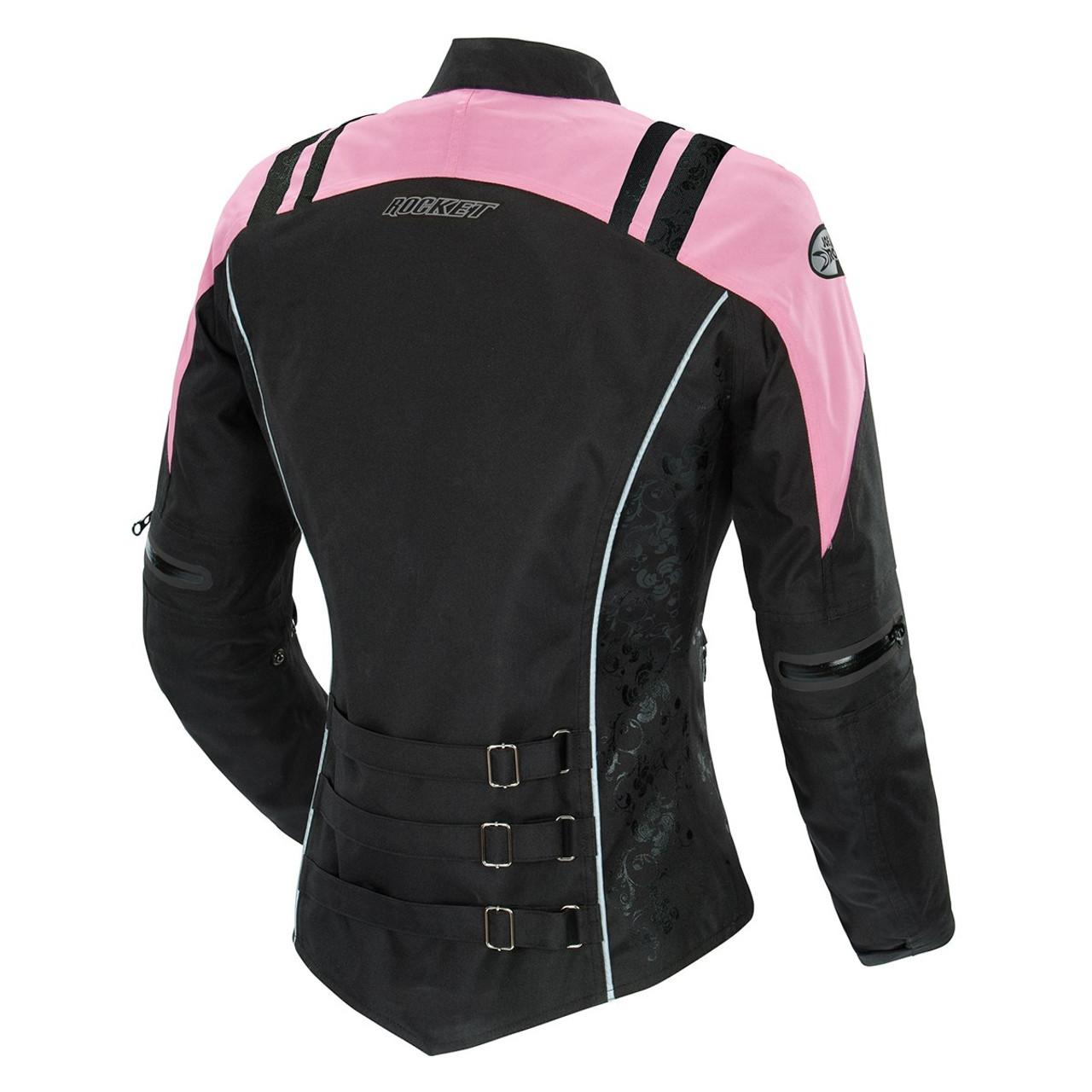 2018 Joe Rocket Atomic 4.0 Waterproof Motorcycle Jacket w// Armor-Pick Size//Color