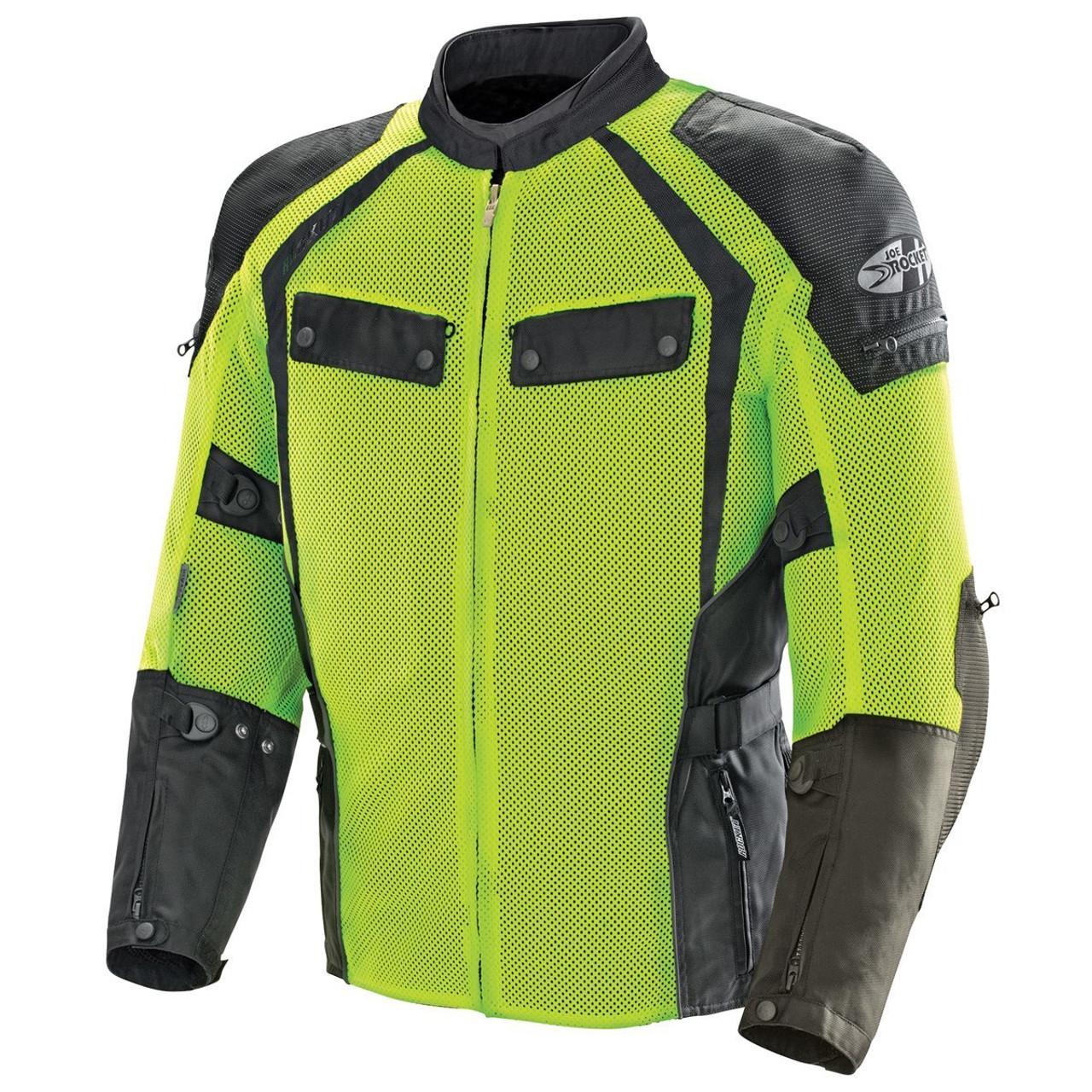 Joe Rocket 1518-3005 Phoenix Ion Mens Mesh Motorcycle Pants Black, X-Large